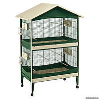 Ferplast DUETTO вольер для птиц, 119,5 x 75 x h 169,5 см.