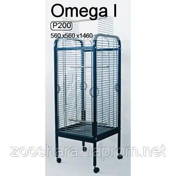 Клетка вольер для птицы INTER-ZOO OMEGA 1 (? 2ММ)