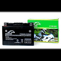 Аккумулятор гелевый на скутеры и мотоциклы (8 А/ч, YT9B-BS)