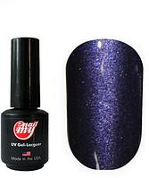 Гель-лак My Nail System № 238 пурпурно-синий КОШАЧИЙ ГЛАЗ 9мл