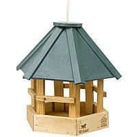 Ferplast (Ферпласт) кормушка деревянная для птиц NATURA F8