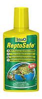 Tetra ReptoSafe - Средство, преобразовующее обычную водопроводную воду в пригодную для черепах (100 мл)