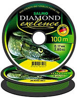 Леска Salmo Diamond Exelence 0,17mm 150m