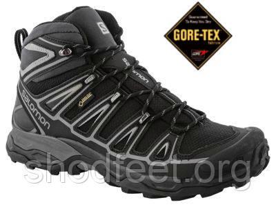Ботинки Salomon X Ultra Mid 2 GTX 370770   (41 1\3 )