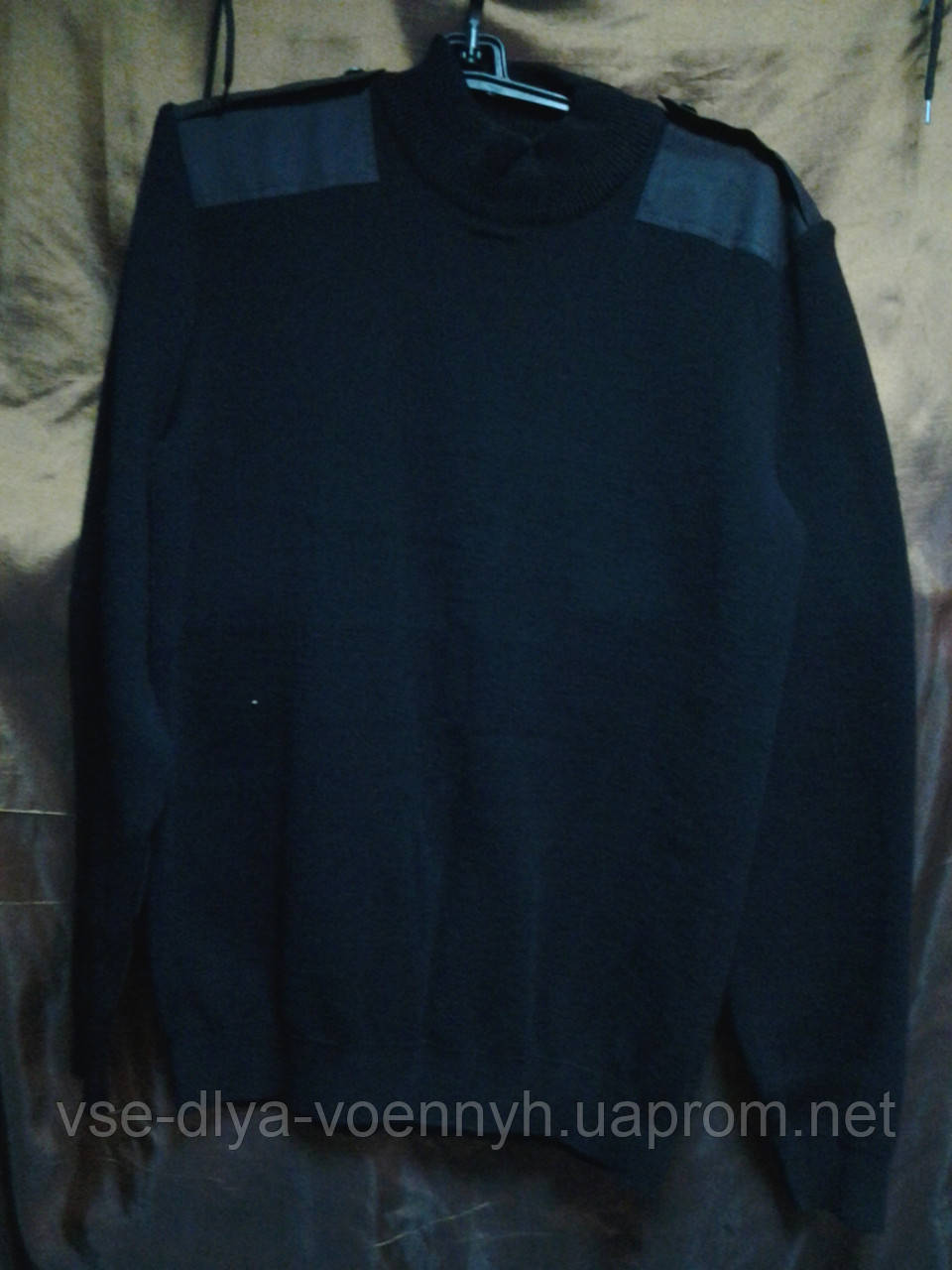 Синій светр