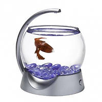 Аквариум Tetra Betta Bowl, для петушков, 1,8 л.