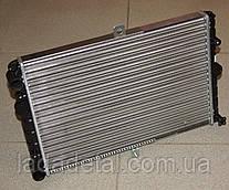 Радиатор охлаждения Сенс 1.3 алюминиевый АМЗ Украина