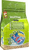 Tetra Pond Sticks - высококачественный основной корм для всех видов прудовых рыб (4 л)