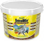 Tetra TetraMin (Тетрамин) основной корм для аквариумных рыб (10 л)