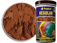 Tropical Regular многокомпонентный хлопьевидный корм, 5 л.