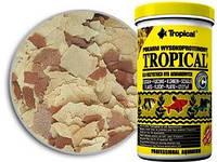 Tropical Tropical корм с высоким содержанием белка, 21 л/4 кг.