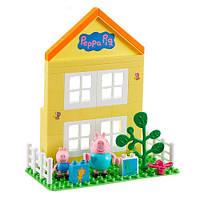 Конструктор Peppa - Загородный дом Пеппы (2 фигурки 31 деталь) Peppa (6038)