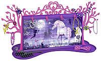 Пазл 3D Girly Girl Подставка для украшений Единорог 108 эл Ravensburger (RSV-120697)