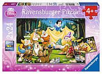 Пазл Белоснежка и семь гномов (24 эл ) Ravensburger (RSV-088898)