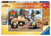 Пазл Всегда готовы к действиям (24 эл ) Ravensburger (RSV-090846)