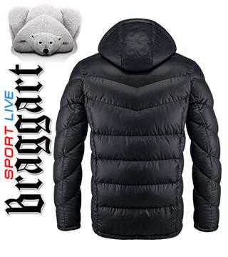 Черная зимняя куртка, фото 2