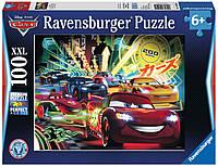 Пазл Тачки - Ночные гонки (100 эл ) Ravensburger (RSV-105205)