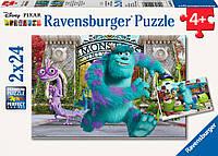 Пазл Университет Монстров (24 эл ) Ravensburger (RSV-090518)