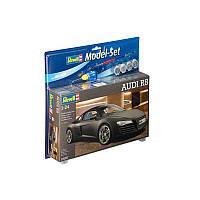 Model Set Автомобиль AUDI R8 1:24 Revell (67057)