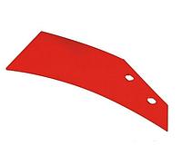 Пластина лемеха  доворачивающая левая (Vogel Noot) LZ105102