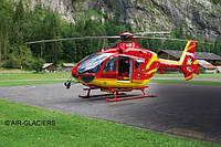 Вертолет Airbus Helicopters EC135 AIR-GLACIERS 1:72 Revell (4986)