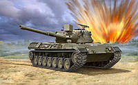 Танк (1964 г Германия) Leopard 1 1:35 Revell (3240)