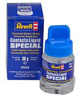 Клей хромовый универсальный Contacta Liquid Special (бутылка 30 г) Revel (39606)