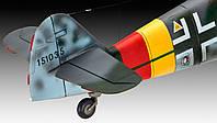 Самолет Messerschmitt Bf109 G-10 1:48 Revell (3958)