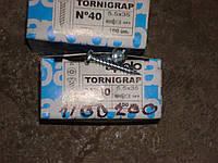 Cаморез apolo (Испания) N55, цинк с гальваническим покрытием