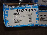 Болт MECANIA (Испания) М6*80 цинк с гальваническим покрытием