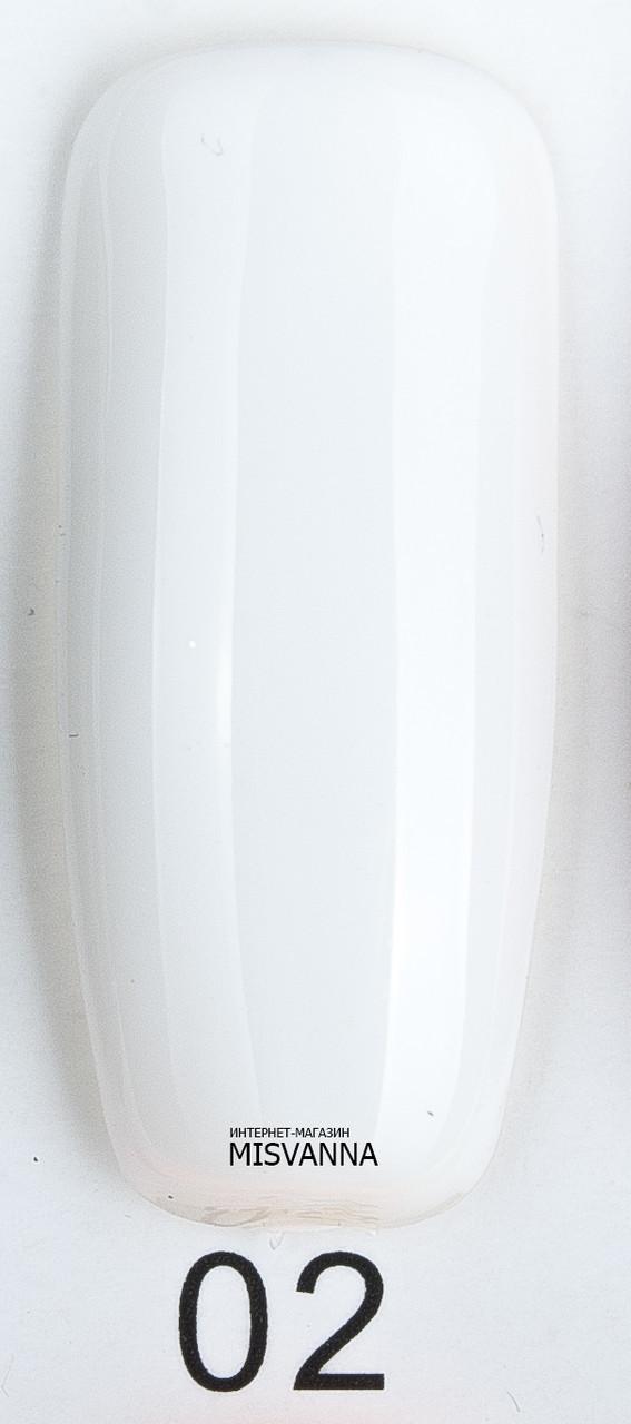 Гель краска Master Professional 5 ml (Белая) №2