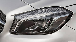 Тюнинг оптика Mercedes W176 A-Class