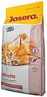 Йозера минетте, Josera Minette корм для котят, 10кг