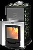 Теплодар Домна Панорама 30 ЛРК с паровой пушкой - Дровяная печь для бани (20-30 м. куб.)