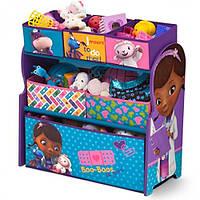Органайзер для игрушек с ящиками Delta Disney Doc McStuffins Multi-Bin Toy