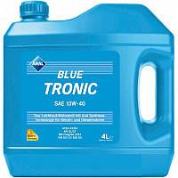 Масло моторное ARAL 10W-40 Blue Tronic 4лит