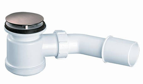 Сифон для душевых поддонов ТМ McAlpine HC 26-SS, фото 2