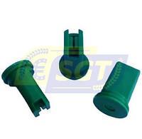 Распылитель инжекторный компактный EZK 110-015 на форсунку опрыскивателя