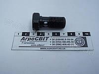 Болт-штуцер М16*1,5 х 33 (под 1 наконечник)