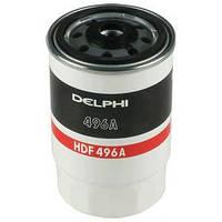 Фильтр топливный DELPHI HDF496