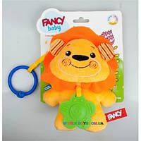 Игрушка развивающая Львенок Тод Fancy Baby LION0