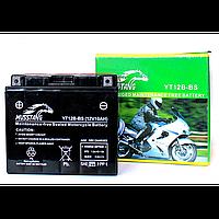 Аккумулятор кислотный (11 А/ч, YT12B-BS)