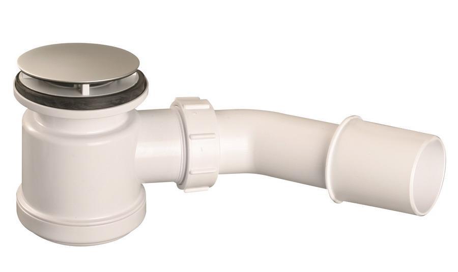 Сифон для душевых поддонов ТМ McAlpine HC 26-SC
