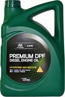 Масло моторное  MOBIS PREMIUM DPF DIESEL SAE 5W-30 6лит