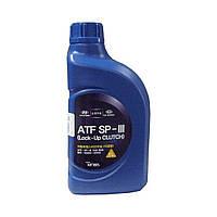 Масло трансмиссионное MOBIS ATF SP-III 1лит