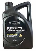 Масло моторное MOBIS TURBO SYN SAE 5W-30 A5-SM 4лит