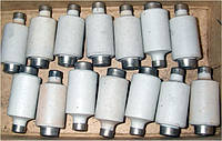 Вставка ПВД 2А; ПВД6,3А, автомати АЕ2046М 400 8А; АЕ2046 400 6,3А; АЕ2043 200 6А