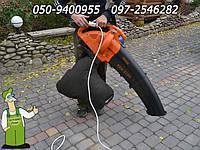 Пылесос воздуходувка для листьев SBH 2100 ATIKA б/у Германия