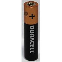 Батарейка Duracell AAA (LR03) MN2400 мизинчик