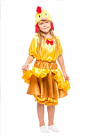 """Детский карнавальный костюм """"Курочка,цыпленок """""""